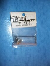 TEAM LOSI 4215 PINION 15T TOOTH 32P PITCH WITH KEY WRENCH *SREW IS MISSING*