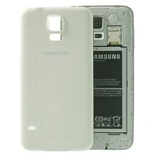 Tapa de Batería Back cover color blanco para Samsung Galaxy S5 Sm-g900f