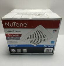NuTone InVent Series 110 CFM Wall/Ceiling Exhaust Fan AERN110