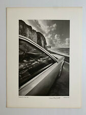 Jeanloup SIEFF / Hand signed vintage collotype on Arches wove paper
