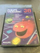 Vintage Philips G7000 Videopac Computer Game Cartridge No 38 with Manual