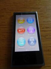 Ipod nano 7th generation, slate (grey), perfect condition