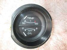Datsun 260Z Temp & Oil Pressure Gauge