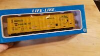 HO SCALE TRAIN Car IN BOX VINTAGE LIFE LIKE ILLINOIS TERMINAL ITC 7800 THRALL
