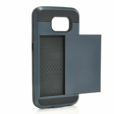 Plain Card Pocket Cases and Covers for Samsung Phones