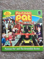 Postman Pat And The Greendale Rocket Dvd