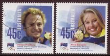 AUSTRALIA 2002 WINTER OLYMPICS FINE USED