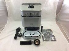 BABY GAGGIA CAFFITA SYSTEM POD COFFEE MACHINE WITH MILK FROTHER