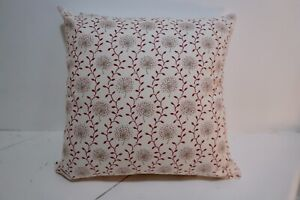 "Vanessa Arbuthnott, Pretty 'Dandelion Trellis' So Pretty 16"" Cotton Cushion Cove"