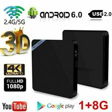 M8S Pro 4K Ultra HD 64Bit Wifi Android 6.0 Quad Core Smart TV Box Media Player