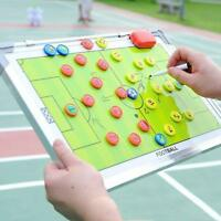 2RGarry Magnetic Basketball Soccer Coaches Clipboard, Dry Erase Marker Board
