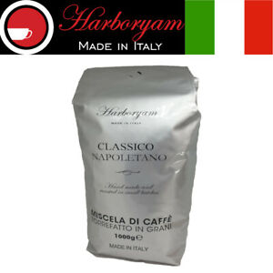 Harboryam - Coffee beans - Classic blend traditionally made in Italy