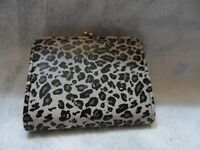 Mossimo leopard print kisslock coin purse from Target NWOT