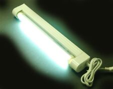 "NEW! T8 12"" White LED Tube & Fixture w/ Frosted Surface"