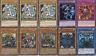 Yugioh Seto Kaiba 3 Decks - Blue-Eyes Ultimate Dragon - Obelisk - 130 Cards - NM