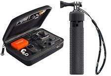 SP Gadgets GoPro POV Pole Mount Monopod/Tripod Grip 360 Ball Head + Carry Case