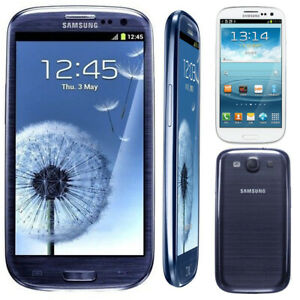 4.8'' Samsung Galaxy S3 i9300 16GB - Factory Unlocked GSM 3G 8.0MP Wifi Phone