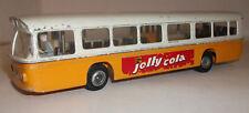 Tekno Denmark Nr. 851 Vintage Scania CR 76 Bus BP Supermix Jolly Cola selten