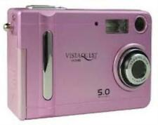 VistaQuest VQ-500 Pink 5MP Digital Camera