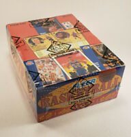 1991-92 Fleer NBA Basketball Wax Box Series 1 Unopened Sealed Authenticated BBCE