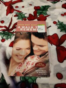A Walk to Remember (VHS, 2002) NEW