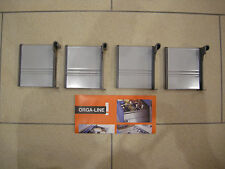 Blum. ORGA-LINE longside dividers, for TANDEMBOX high fronted pull-out. (4 pcs)