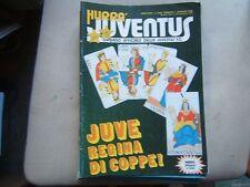 RIVISTA=HURRA' JUVENTUS=N°1 1986=COPPA  TOKIO ARGENTINOS JRS 6-4 DCR