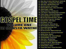 GOSPEL TIME VOL 1 MIX CD