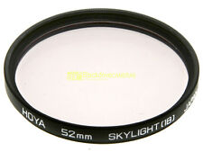 52mm. filtro Skylight 1B HOYA