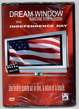 NUEVO DVD DREAM VISILLOS TRANSFORMA SU TV EN LA INDEPENDENCIA DAY DECORATIO