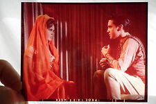 "ELVIS Original 4""x5"" 1960s KODAK TRANSPARENCY from Movie Shoot <Negative/Photo>"