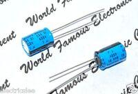 10pcs - Vishay PHILIPS (BC) 044 1uF (1µF) 400V Radial Electrolytic Capacitor