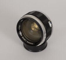 Canon 1.2 50mm LTM-Leica m39-very rare