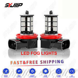 For VAUXHALL OPEL CORSA D SRI SI VXR LED Front FogLights 5050SMD RGB Multi-Color