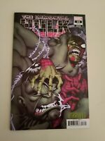 The Immortal Hulk 13 Variant 1st App Of The One Below All key NM+ cgc ready