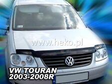 VOLKSWAGEN TOURAN  03/2003 - 2008 / Caddy 2004 - 2010  Bonnet Guard  HEKO 02120