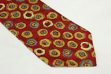 VALENTINO Silk tie E38176 Made in Italy man classic