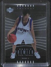 2004-05 Upper Deck Trilogy Rookie Premiere #140 Yuta Tabuse No 733 of 999
