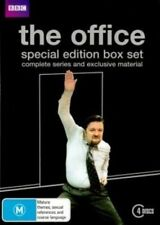 The Office Special Edition 4 Discs 2001 DVD