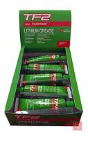 Weldtite TF2 Lubricant White Lithium Grease Display Box (10x40g tubes included)