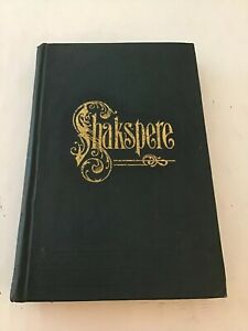William Shakespeare A Biography Revised & Augmented Charles Knight 1882 (?) Book