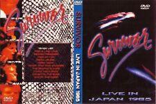 survivor live in japan dvd 1985 journey ozzy van halen