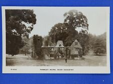Fawsley Ruins near DAVENTRY, Northamptonshire. WHS Kingsway Real Photograph