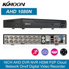 KKMoon 4 8 16CH 1080P AHD NVR 51n1 DVR CCTV Video Recorder Onvif Security W0R9