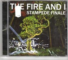 (GM430) The Fire And I, Stampede Finale - 2010 CD