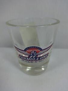2000 Formula-1 Indianapolis United States Grand Prix Event Shot Glass IMS F1