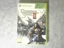 DUNGEON SIEGE III 3 - ACTION RPG - MICROSOFT XBOX 360 - PAL ITALIANO COME NUOVO