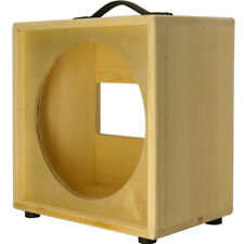 1X15 Solid Raw Pine Extension Guitar speaker Empty cabinet for JBL E130 E140