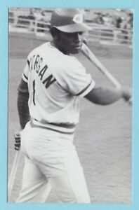 Joe Morgan Cincinnati Reds Vintage Baseball Postcard PP00794