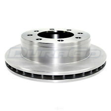 Disc Brake Rotor Rear IAP Dura BR55057